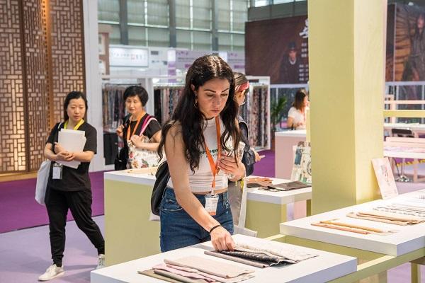 2018深圳国际纺织面料及辅料博览会盛大举办! 图5