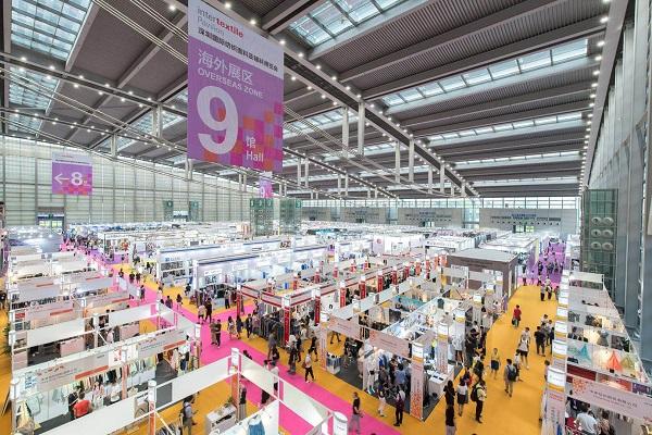 2018深圳国际纺织面料及辅料博览会盛大举办! 图4