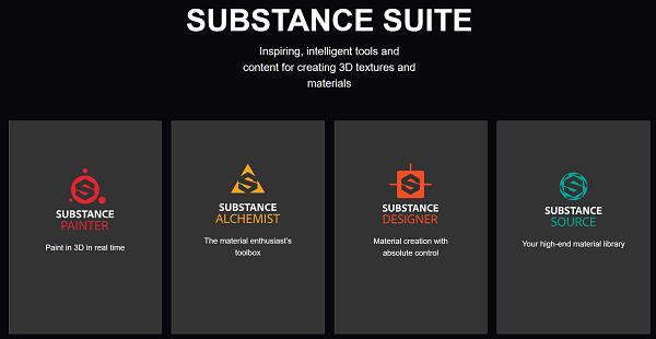 为3D创作助力,Wacom Cintiq 16&22用户免费兑换Adobe Substance套件